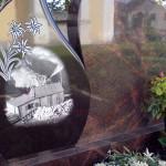 Ornamente Grabmal